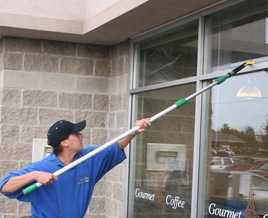 Commercial Window Cleaning Grapevine
