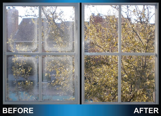 Grapevine Cleaning Windows in Texas